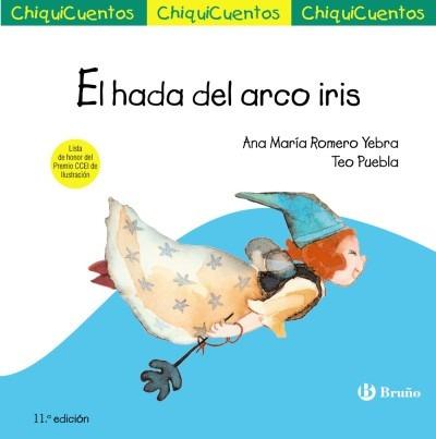 el hada del arco iris(libro infantil)