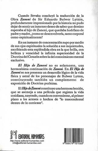 el hijo de zanoni (sevaka)