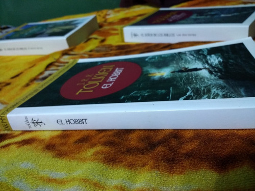 el hobbit - j.r.r. tolkien - libro nuevo!