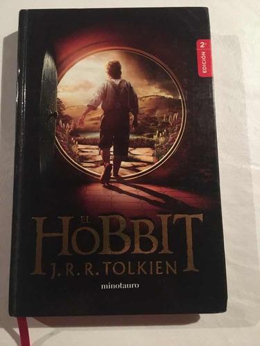 el hobbit j.r.r tolkien tapa dura como nuevo