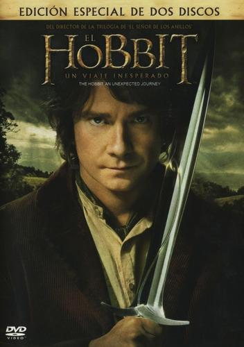 el hobbit un viaje inesperado edicion 2 discos pelicula dvd