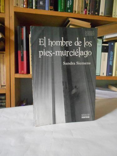 el hombre de los pies-murciélago siemens norma novela infant