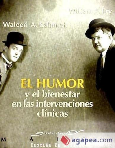 el humor y el bienestar en las intervenciones clínicas(libro