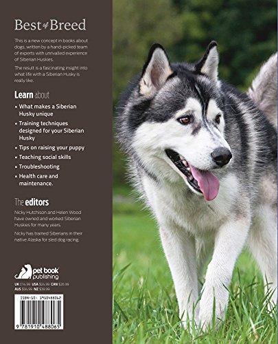 el husky siberiano su guía esencial de cachorro a perro s