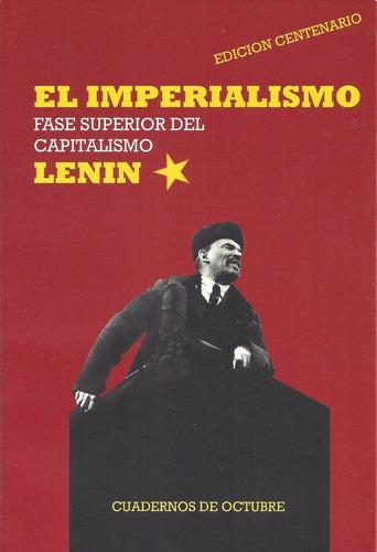 el imperialismo fase superior del capitalismo lenin c1