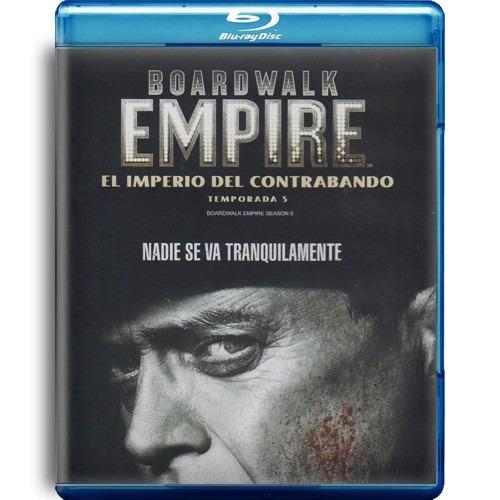 el imperio del contrabando temporada 5 cinco serie blu-ray