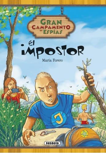 el impostor(libro infantil y juvenil)