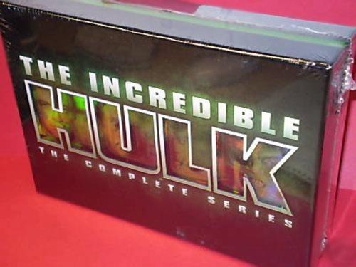 el increible hulk boxset serie de tv completa en dvd
