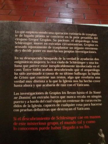 el informe gólgota, expediente que hará temblar al vaticano