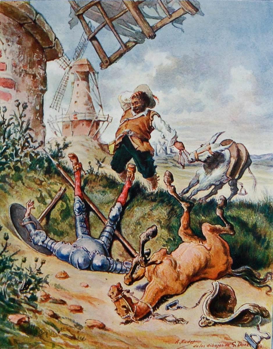 El Ingenioso Hidalgo Don Quijote De La Mancha (2 Tomos) - $ 3.000 ...