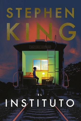 el instituto - stephen king - nuevo libro !