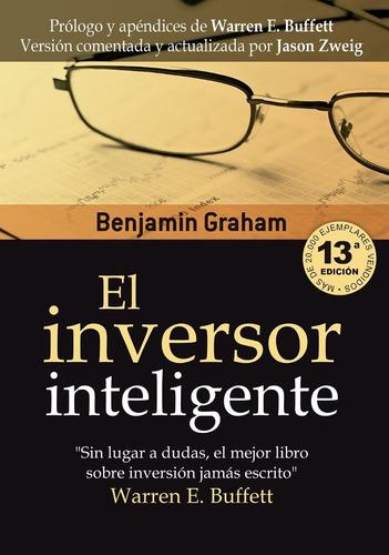 el inversor inteligente libro fisico ben graham w buffett