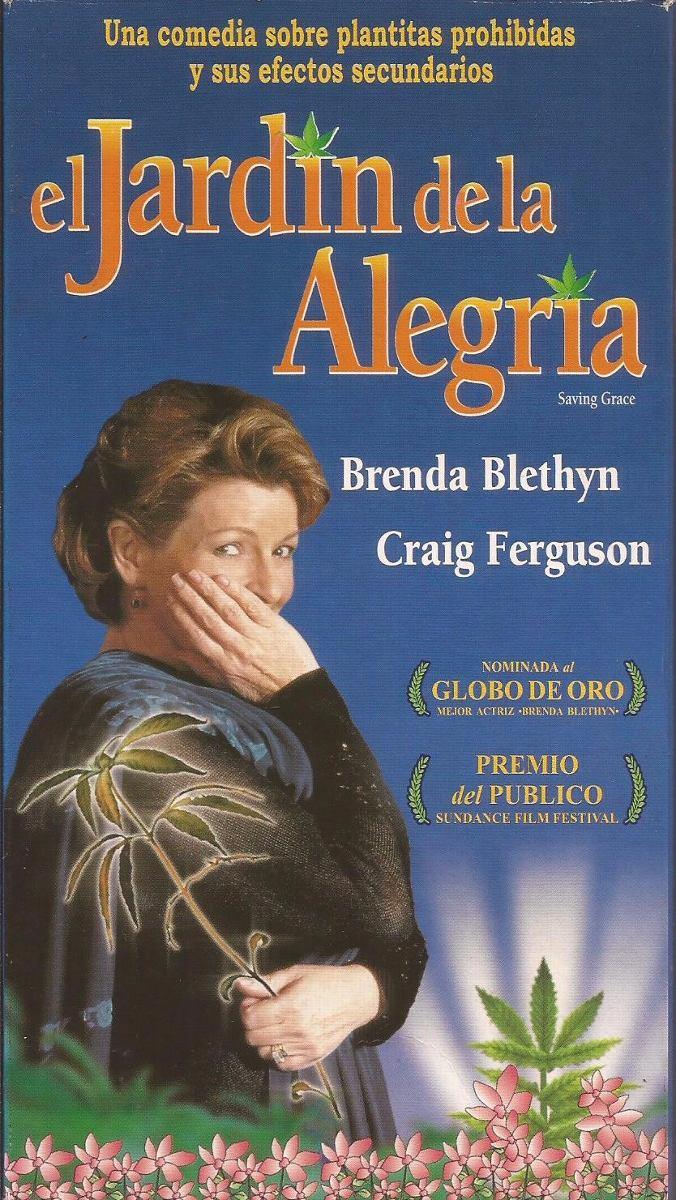 El Jardin De La Alegria Vhs Saving Grace Brenda Blethyn 50 00 En