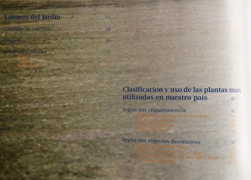 el jardín en uruguay - leonardo arias ramos - plantas