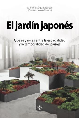 el jardín japonés(libro jardinería)
