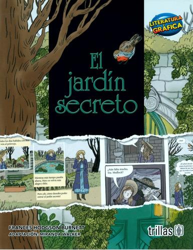 el jardín secreto historieta - hodgson brunett - trillas