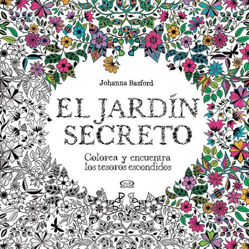 el jardín secreto - johanna basford
