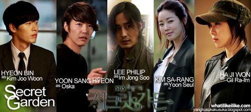 el jardin secreto -novela- koreana-dorama en español