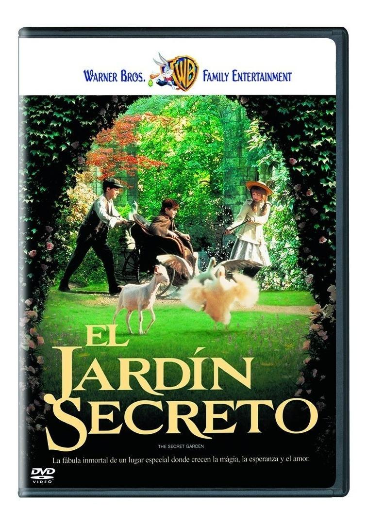El Jardin Secreto Pelicula Dvd