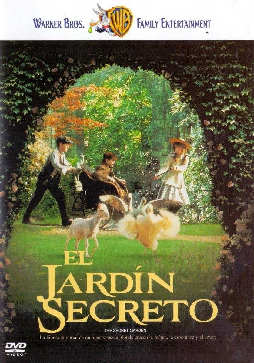 El Jardin Secreto Secret Garden Kate Maberly Pelicula Dvd