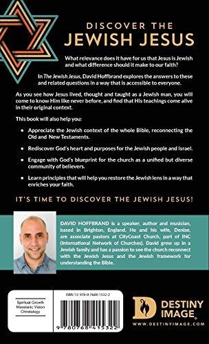 el jesús judío: reconectando con la verdad acerca de jesús,