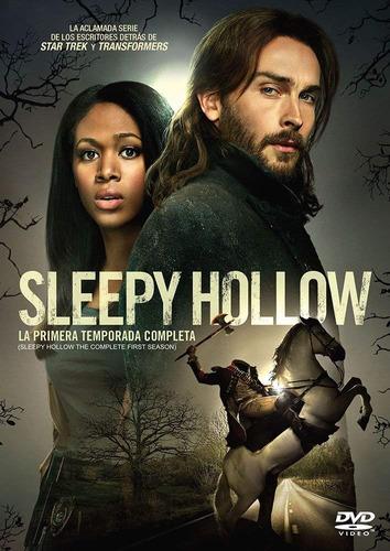 el jinete sin cabeza sleepy hollow temporada 1 uno dvd