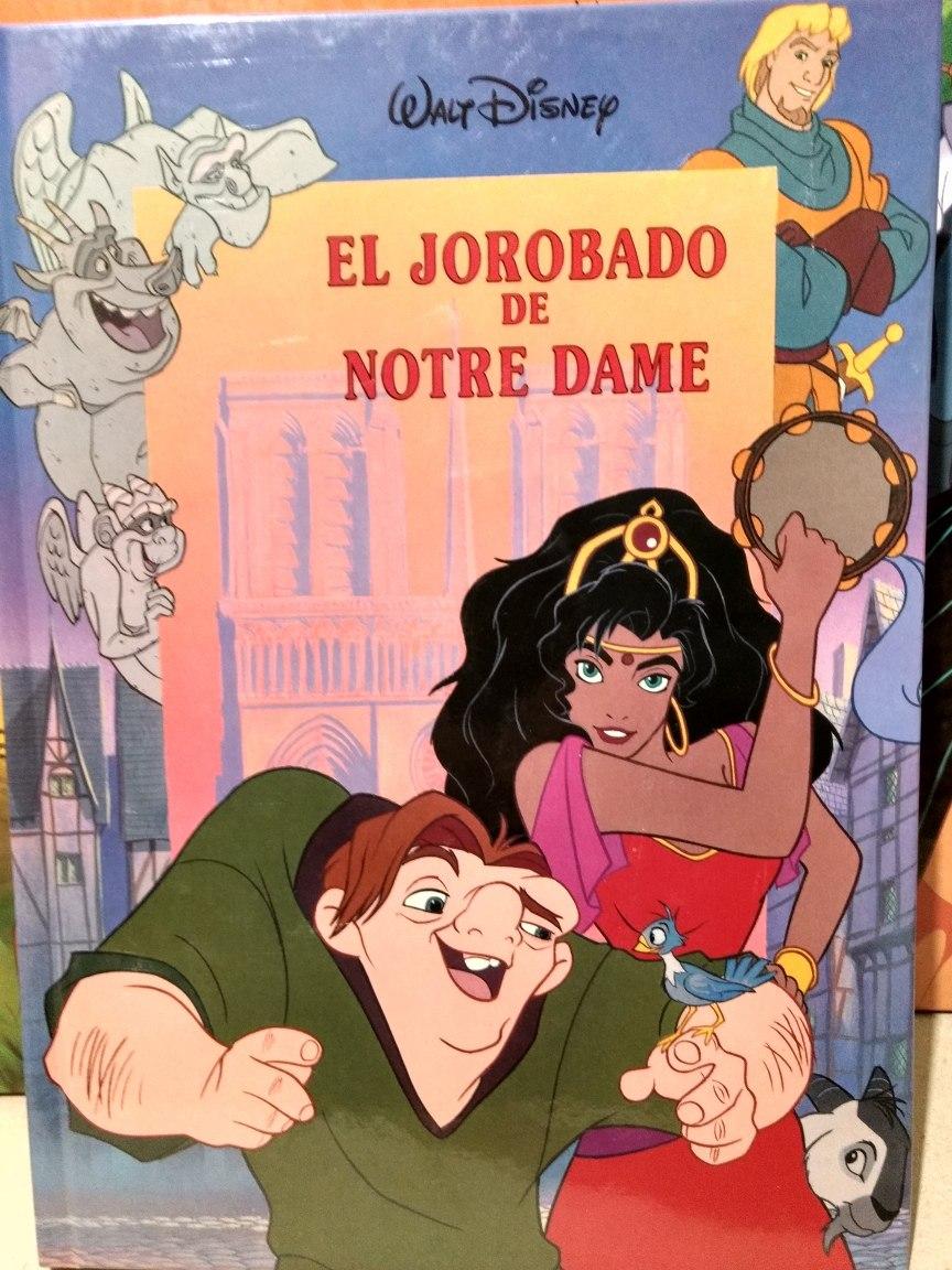 09da3b169 El Jorobado De Notre Dame - Walt Disney - $ 450,00 en Mercado Libre