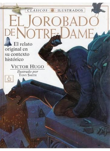 el jorobado de notre-dame(libro infantil)