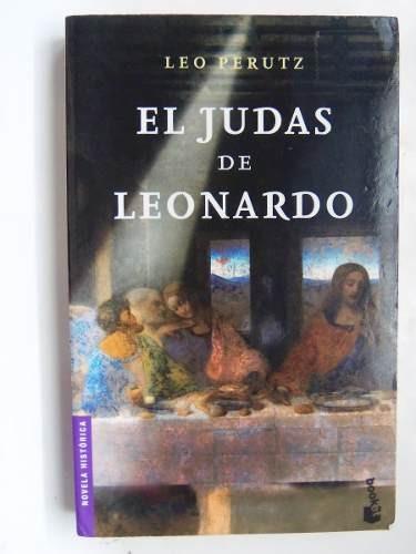 el judas de leonardo leo perutz novela historica