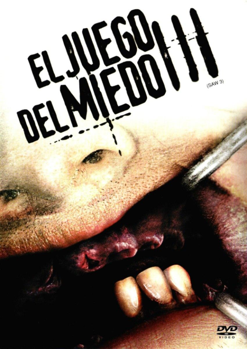 El Juego Del Miedo 3 Saw 3 Dvd Original Nuevo Sellado 150 01