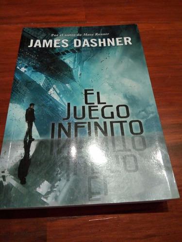 el juego infinito - james dashner