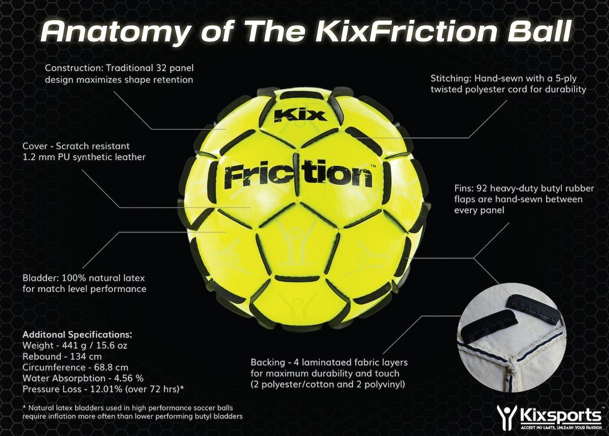 f7b8e23378 el kixfriction   1 venta de fútbol pelota de entrenamiento. Cargando zoom.