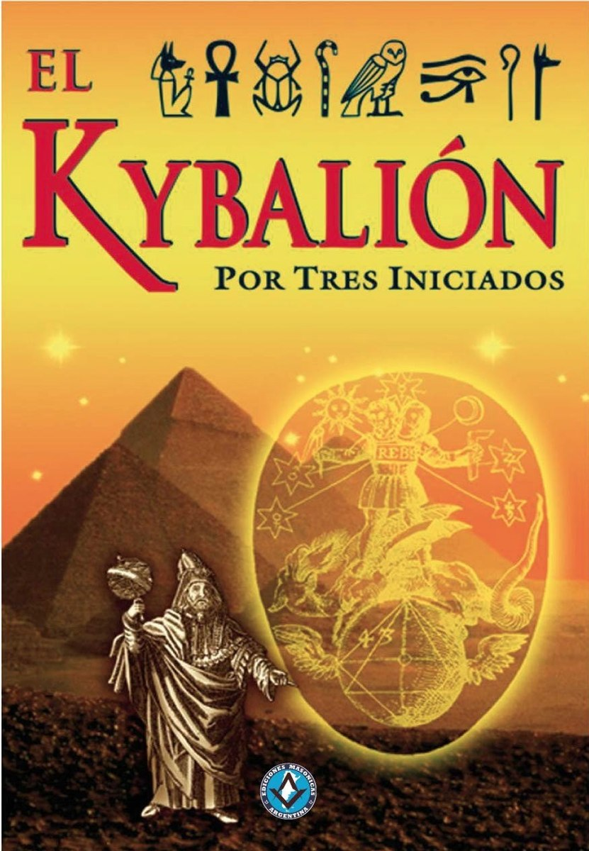 TRES INICIADOS EL KYBALION DOWNLOAD