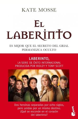 el laberinto (nf)(libro novela y narrativa)