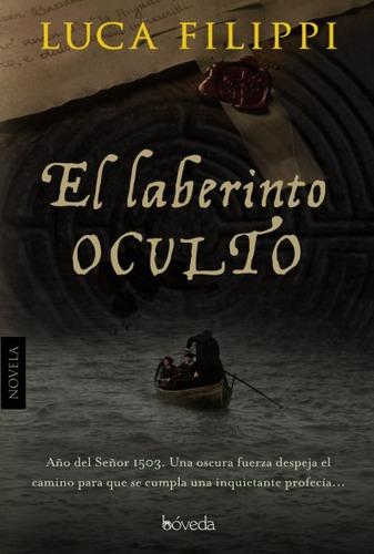 el laberinto oculto(libro ciencia ficción)