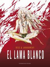 el lama blanco(libro )