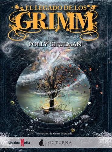 el legado de los grimm(libro infantil y juvenil)