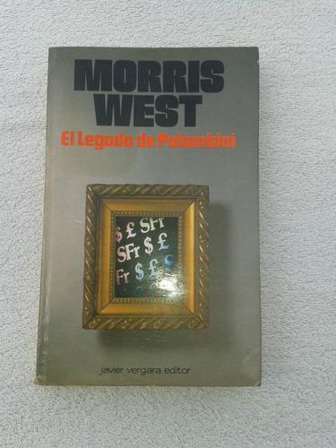 el legado de palombini // morris west