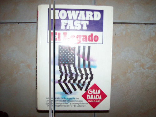 el legado por howard fast