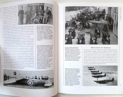 el legendario spitfire segunda guerra mundial osprey avión