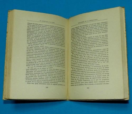 el lenguaje de la vida charles bally 1957 losada linguistica