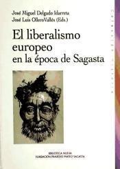 el liberalismo europeo en la ¿poca de sagasta(libro historia