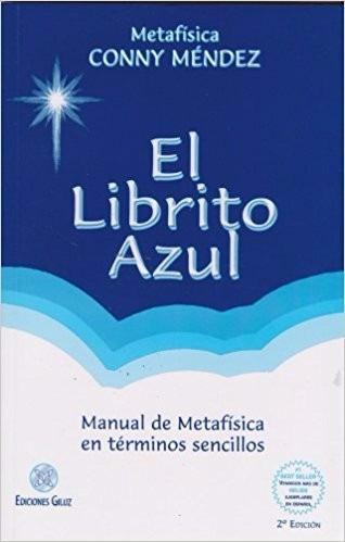 el librito azul - conny mendez (metafisica)