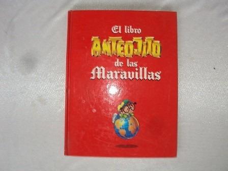 el libro anteojito de las maravillas.
