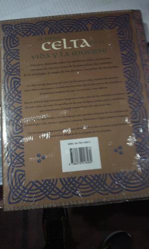 el libro celta de la vida y la muerte. violeta wood.