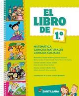 el libro de 1 - matematica / ciencias - santillana