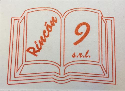 el libro de 2 - matematica / ciencias - santillana  rincon 9