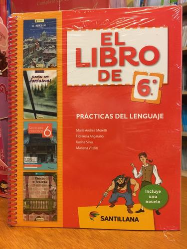 el libro de 6 - practicas del lenguaje - santillana rincon 9