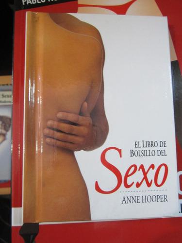 el libro de bolsillo del sexo - anne hooper -ed: ediciones b