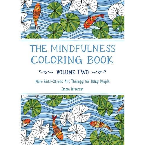 el libro de colorear de mindfulness: anti-stress más